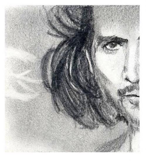 Henry Ian Cusick por VeronicaVaine